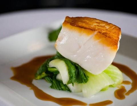 Delectable Alaskan seafood