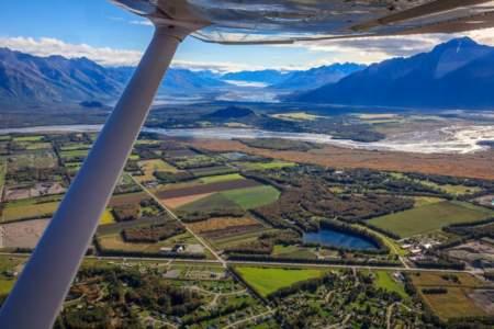 Alaska air taxi chartermat su aerial kathleen barth Kathleen Barth