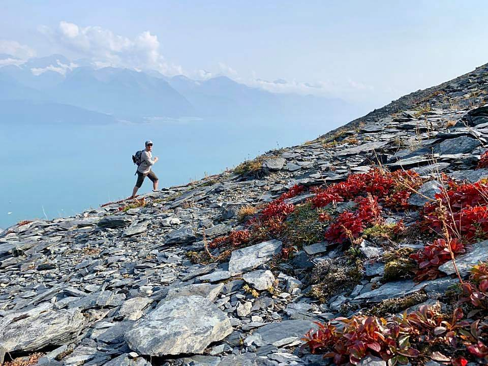 Guided Hiking in Seward with Seward Wilderness Collective