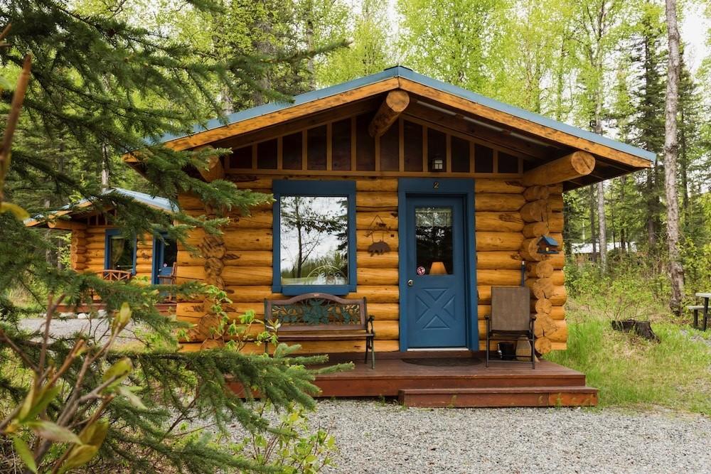 Hatcher Pass Cabins