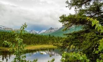 National Parks Photos Alexyn Scheller Lake Clark National Park 0 K8 A1993