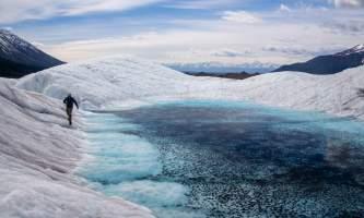 National Parks Photos Alexyn Scheller Wrangell St Elias National Park Root Glacier 113