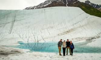 National Parks Photos Alexyn Scheller Wrangell St Elias National Park Root Glacier 35