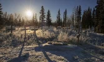 Carl Johnson Fort Yukon 1016 FOYU AK 1956