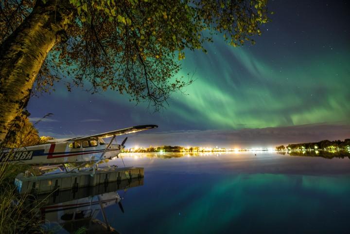 Jeff Schultz Anchorage Northern Lights Viewing 150920 3 M8581