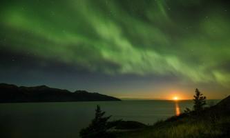 Jeff Schultz Anchorage Northern Lights Viewing 161013 5 M9046