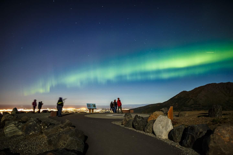 Jeff Schultz Anchorage Northern Lights Viewing 150829 3 M5717