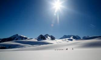 Jeff Schultz Mushing Tour Chugach Mountains 150613 4 M6662