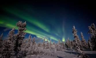Jeff Schultz Aurora Viewing Fairbanks 170107 5 M4415