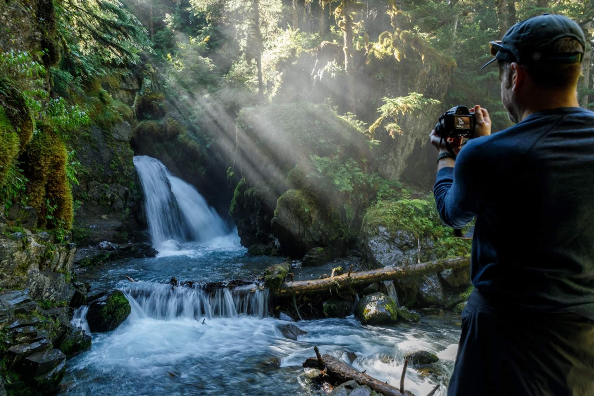 Jeff Schultz Virgin Creek Falls 180822 5 F1077