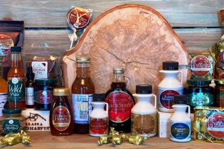 Ultimate Alaska Holiday Gift Guide for the foodie alaska All products 2019 kahiltna birch works