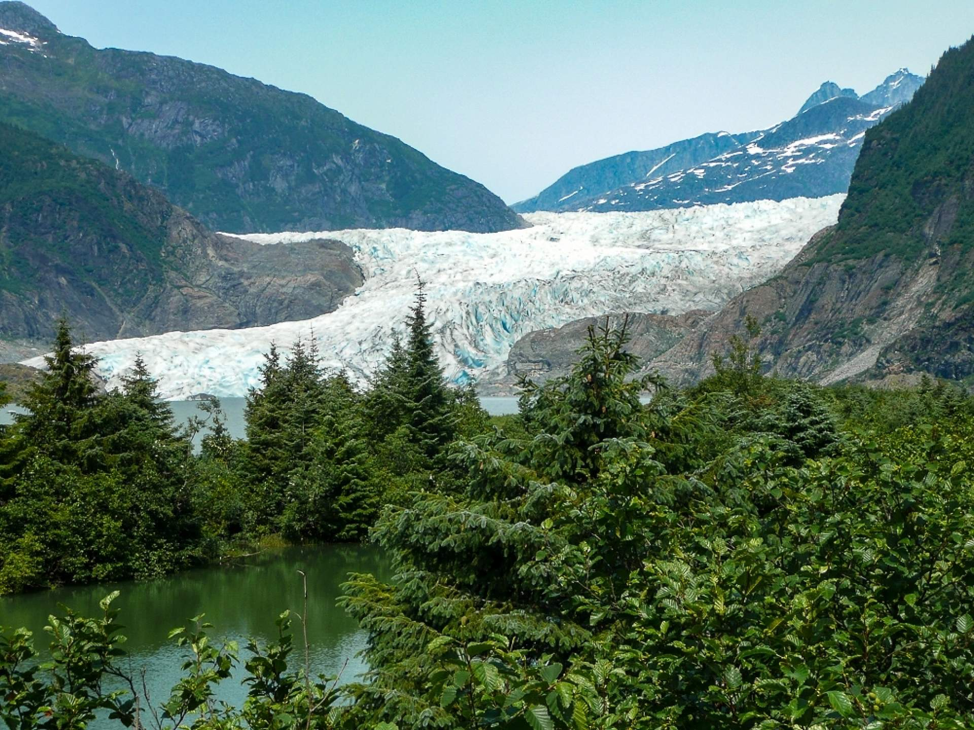 John Kinkade 12 Cruises P1030022 mendenhall glacier
