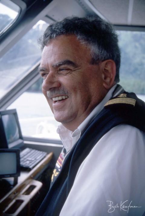 Brad Phillips 26 Glacier Cruise Vertical 1996