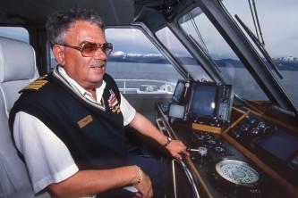 Brad Phillips in 1996 by Bob Kaufman