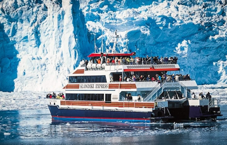 Day Trip to Whittier or Seward for a Glacier & WIldlife Cruise