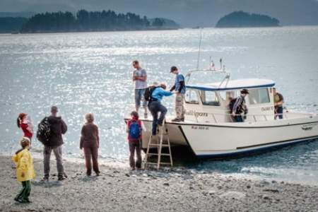 Alaska water taxis IMG 0261 Alaska Channel