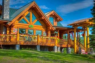 Alaska adventure lodges 21 Enhancer Matanuska Lodge Copyright Alaska Channel