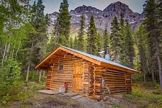 Alaska public use cabins 816 A0685