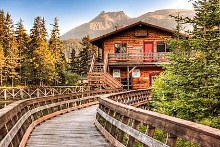Alaska wilderness lodges IMG 0230 28 29 Alaska Channel