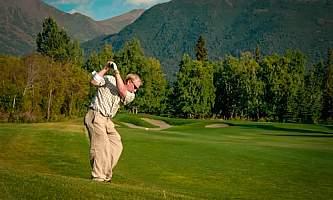 Alaska Golf Courses