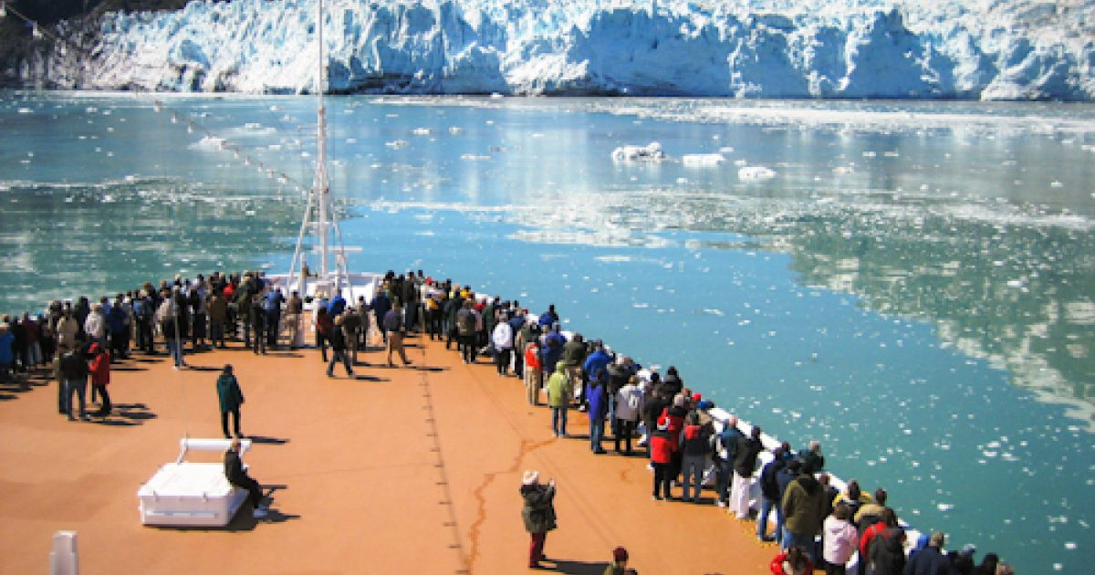 Alaska Cruise Large Ship Classic Itineraries Alaska Org