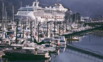 cruise and land