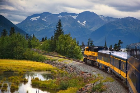 Alaska railroad advice Alaska Railroad turnagain arm mike criss Mike Criss