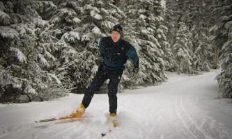 Alaska Cross Country Skiing