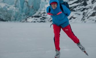 Alaska Ice Skating