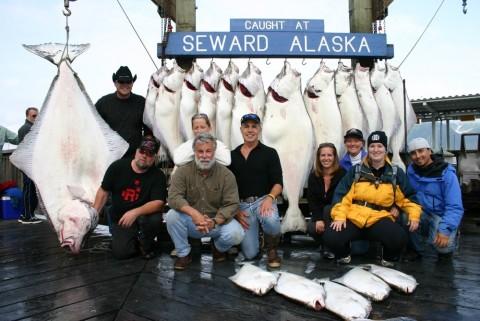 Seward things to do fishing profish n sea charters 10 Profish N Sea 2012