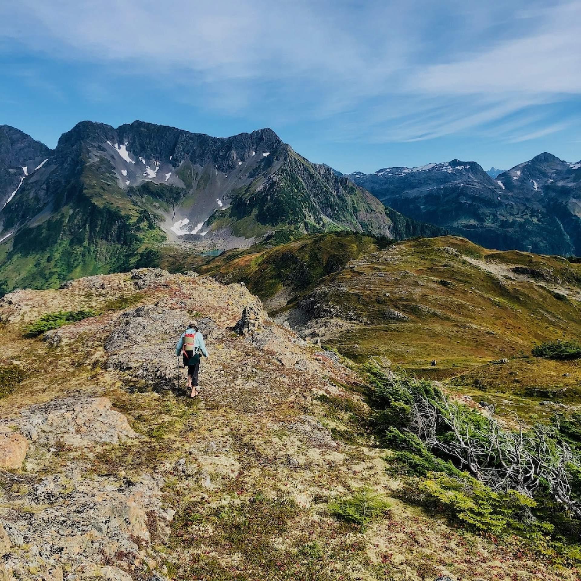 The Alice Smith Intertie Trail