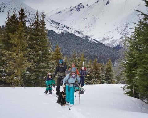 Ari Stiassny thumbnail Res Pass Ski Family Shot and Taro