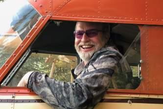 Captain Tim Pope