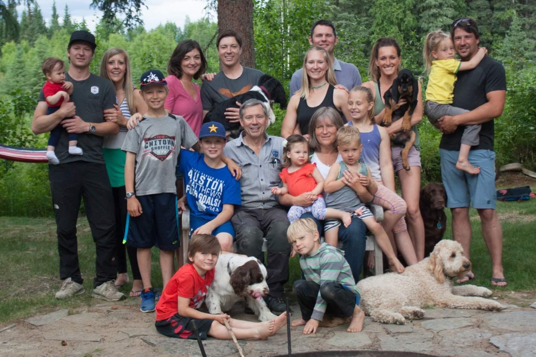 Wade Binkley 2017 FAMILY PHOTO