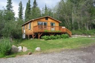Wrangell st elias national park cabin vacation rentals