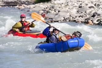 Wrangell st elias national park rafting tours
