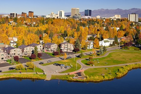 Anchorage alaska Alaska Channel
