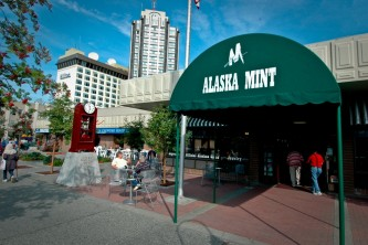Alaska mint shopping Alaska Channel