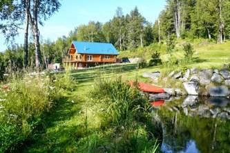 Anchorage adventure lodge