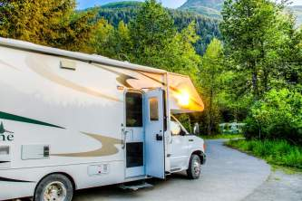 Anchorage camping
