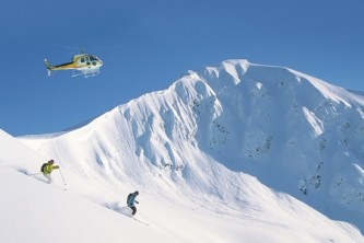 Chugach national forest winter activities CPG heli skiers Alaska Channel