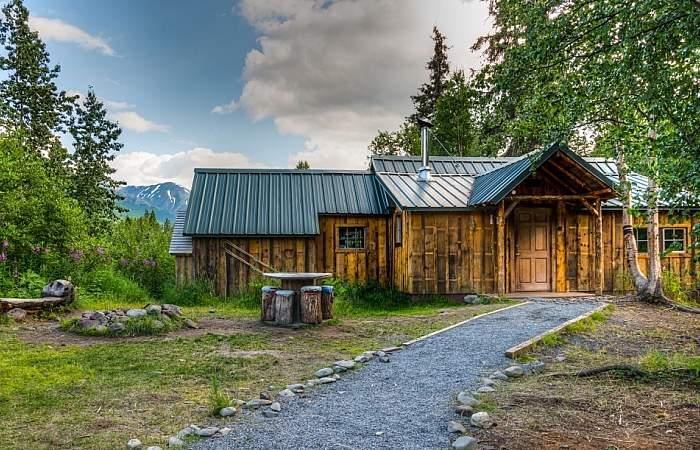 Chugach national forest public use cabins Manitoba main cabin