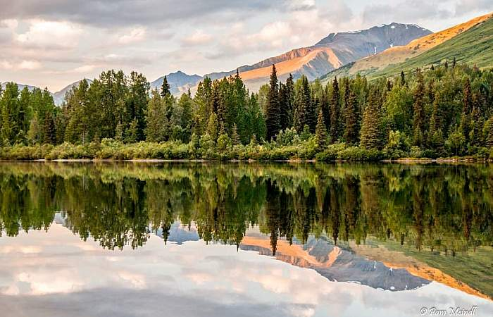 Alaska chugach national park campgrounds tenderfoot campground pam meindl Pam Meindl Airport Photo Contest