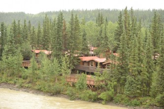 Denali national park adventure lodges
