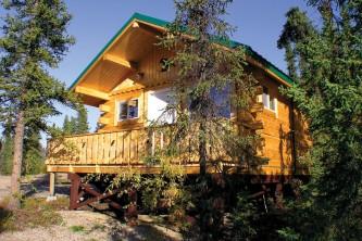 Denali national park cabin rentals