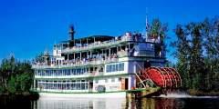 Fairbanks riverboat tours Alaska Channel
