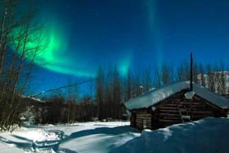 Fairbanks northern lights tours