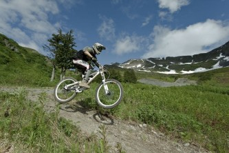 Girdwood bicycle day tours alyeska resort