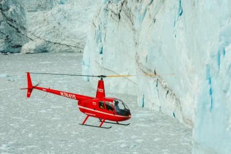 Girdwood flightseeing tours Alaska Channel