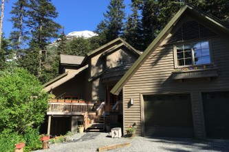 Girdwood bed breakfast hidden creek